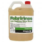 Whiteley Fabririnse Cleaning Supplies